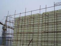 建筑物外墙聚氨酯喷涂